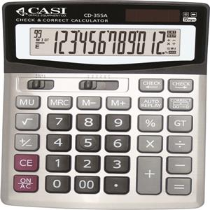 CASI CD-355A Calculator